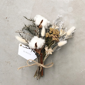 DRIED FLOWER / PRESERVED FLOWER